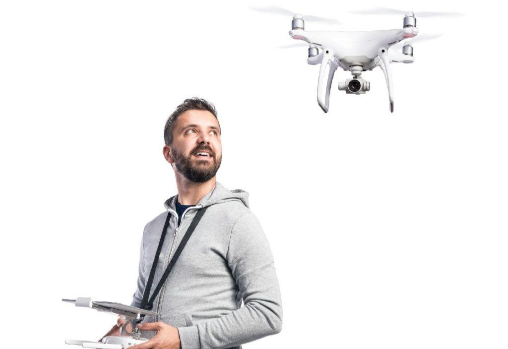 Volar un Drone 2 profesional